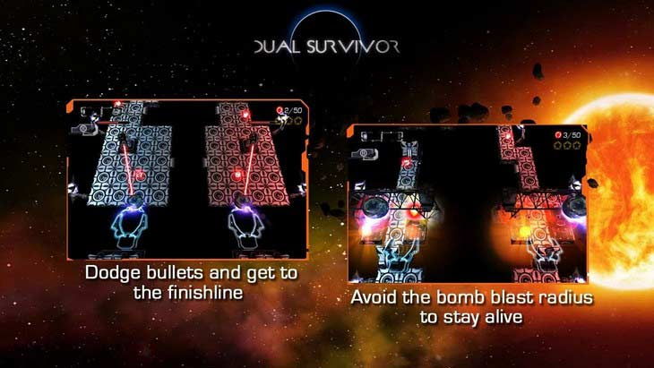 Игра Dual Survivor для Android