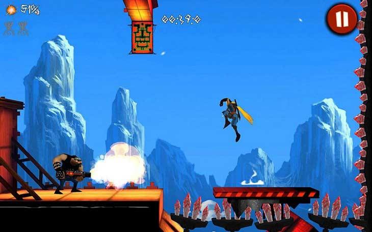 Бесплатная игра Shadow Blade для Android