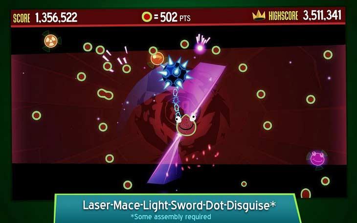 Игра Tilt to Live 2: Redonkulous для Android