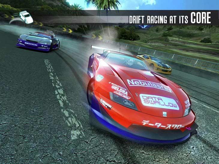 Бесплатные гонки Ridge Racer для Android