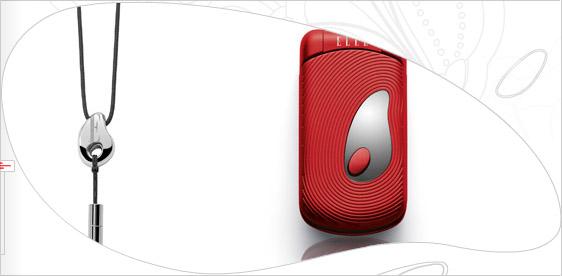 GlamPhone ELLE 2 by Alcatel