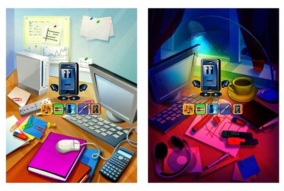 Производитель мобильных игр Cellufun представил своё последнее детище - игру MobilePet myPhone, виртуального зверька для пользователей iPhone