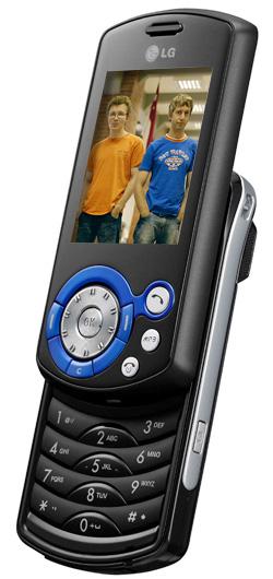Телефон LG KE600