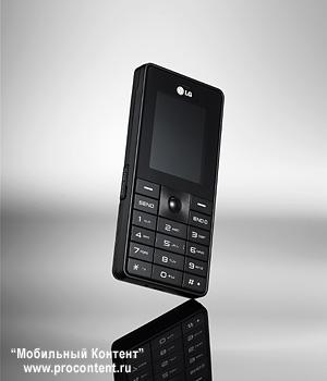 LG телефон KG 320