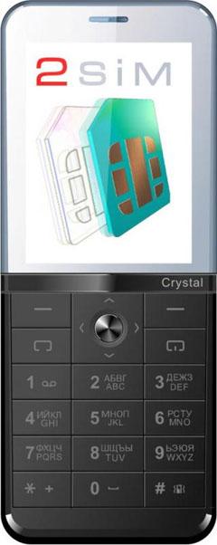 Двухсимочный телефон Explay Crystal в Связном за 5 990 рублей