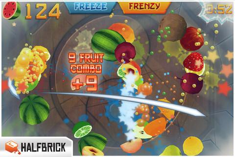 Fruit Ninja скачать бесплатно