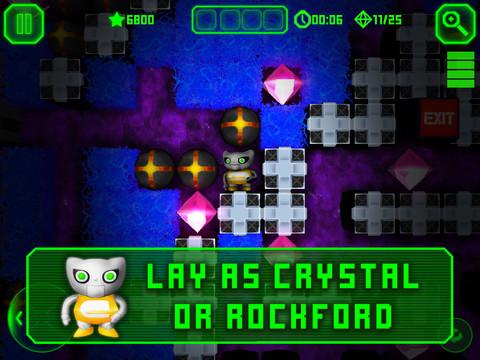 Игра Boulder Dash XL на iPhone и iPad