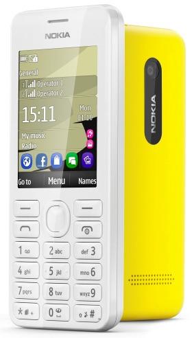 Nokia Asha 205 и Nokia 206