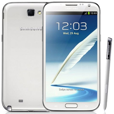 Samsung Galaxy Note II - 5 млн проданных смартфонов