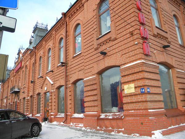 QR-гид Билайн по истории Барнаула
