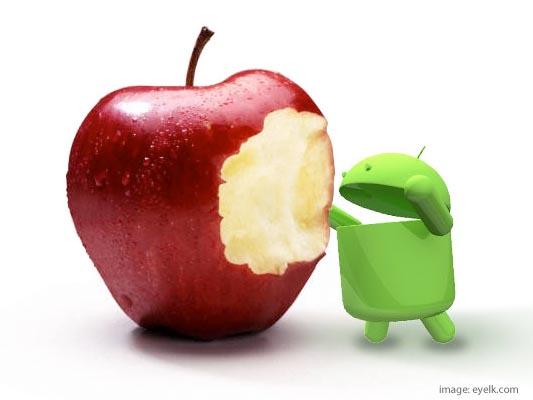 Доля iPad упала до рекордно низкой отметки под натиском Android