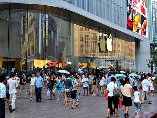 iPhone 5 доберется до Китая в декабре