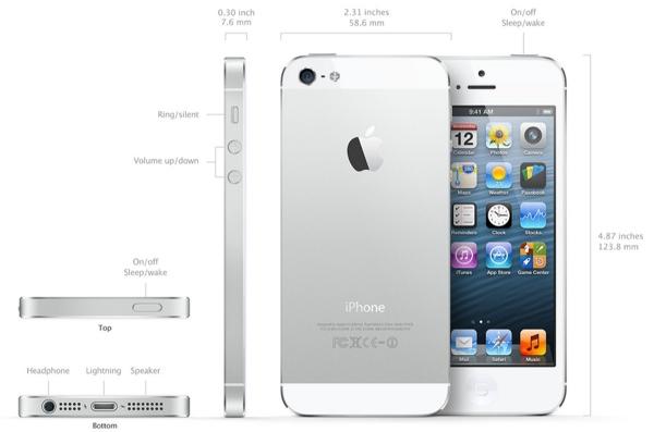 iPhone 5 купить в России, дата выхода