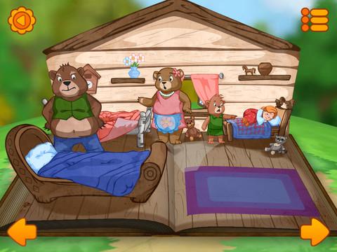 Три Медведя: Чудо книжка