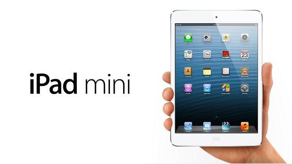 Apple не может удовлетворить спрос на iPad mini