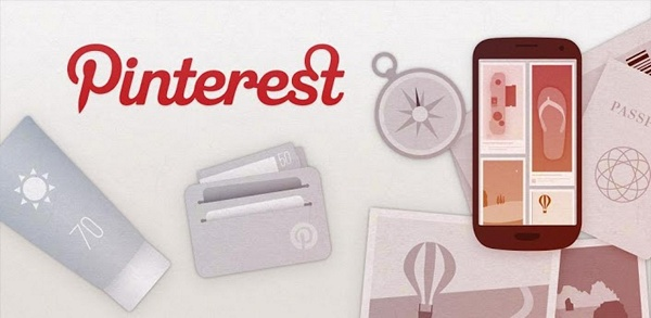 PINTEREST для Android