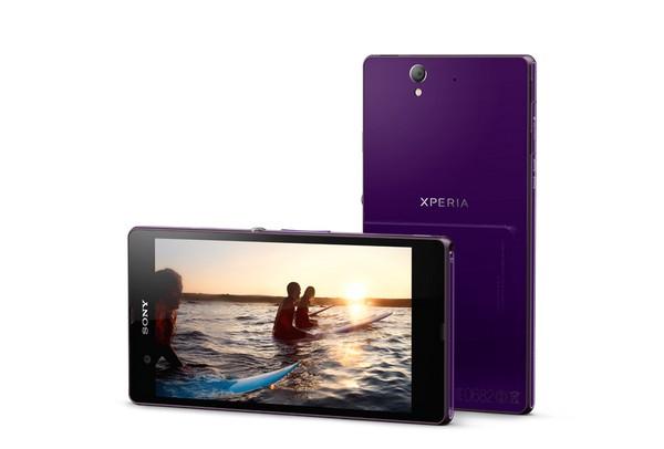 Sony Xperia Z - характеристики, фото, дата выхода