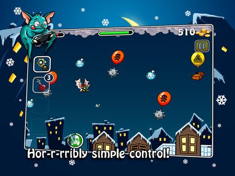 Игра «Ночной летун: Сезоны» для Android, iPhone и iPad