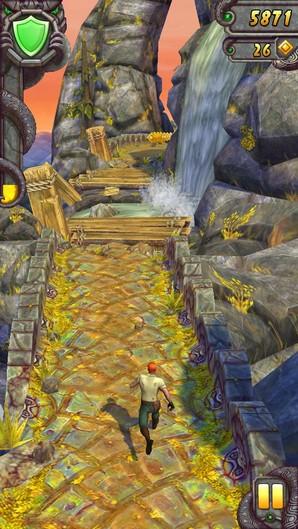 Вышел Temple Run 2 для iPhone и iPad