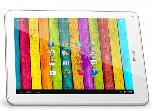 8-дюймовый планшет Archos 80 Titanium с разрешением как у iPad mini за 169 $