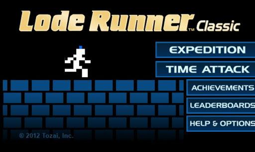 Классический хит Lode Runner с Apple II вышел на Android