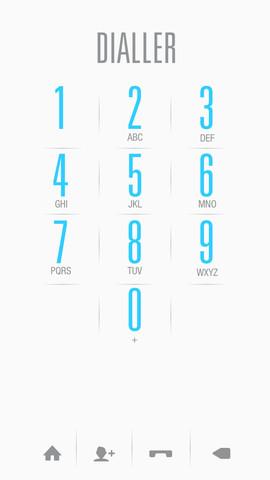 Альтернатива стандартным контактам на iPhone и iPad - Thread Contact