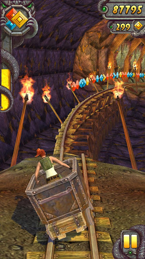 Temple Run 2 для Android уже можно скачать бесплатно в Google Play
