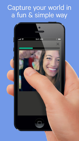 Vine - Make a scene для iPhone и iPad: видеодобавка к Twitter