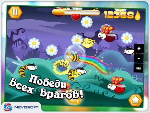 Игра «Пчелиная История» для iPhone и iPad