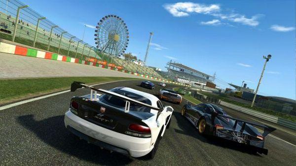 Бесплатная Android и iOS-игра Real Racing 3 выйдет 28 февраля