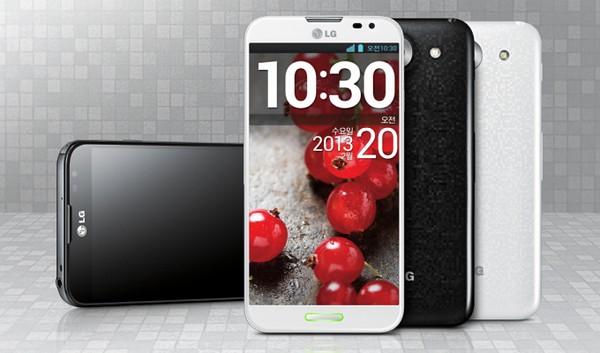 LG Optimus G Pro - цена и краткий обзор характеристик