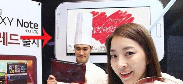 Samsung Galaxy Note 8.0 - цена, шпионские фото, обзор характеристик