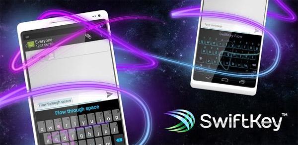Новая клавиатура для Android - SwiftKey 4