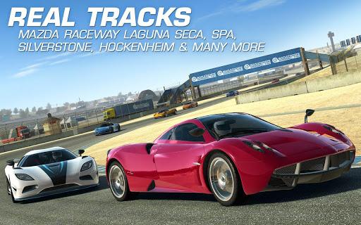 Android-игру Real Racing 3 уже можно бесплатно скачать в Google Play