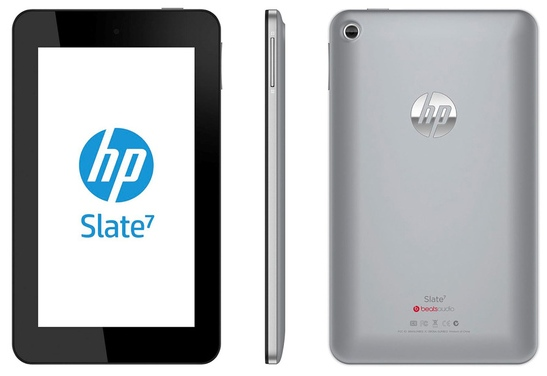 Планшет HP Slate 7