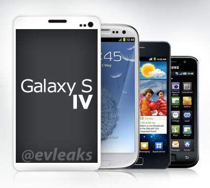 Samsung Galaxy S4 - дата выхода, возможные характеристики и фото