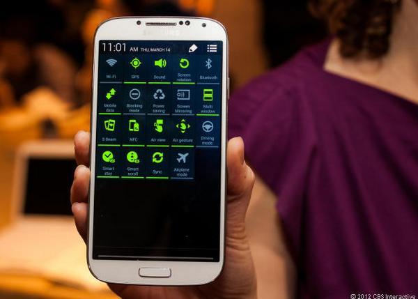 Обзор Samsung Galaxy S4 - фото, дата выхода, характеристики