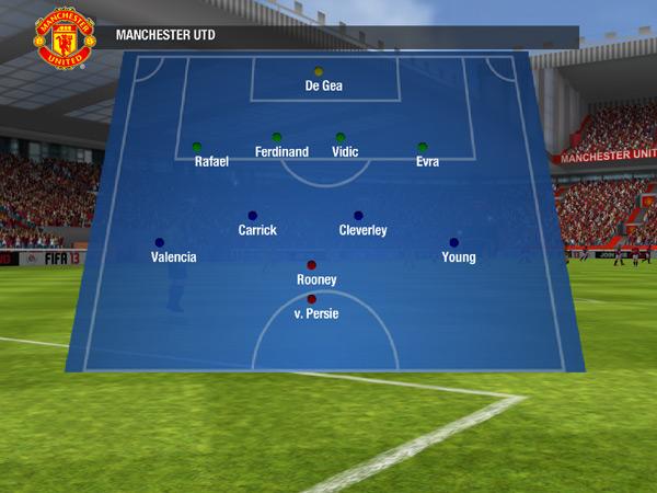 FIFA 13 на Pad