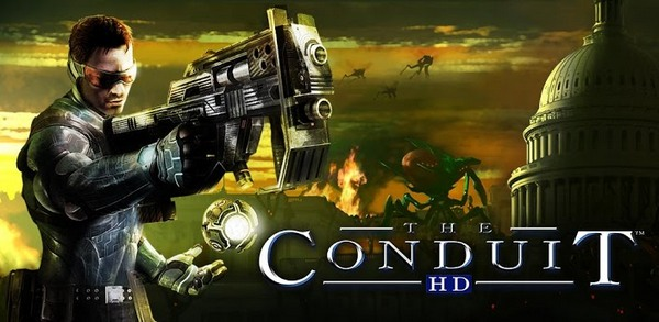 Консольный шутер The Conduit для Android
