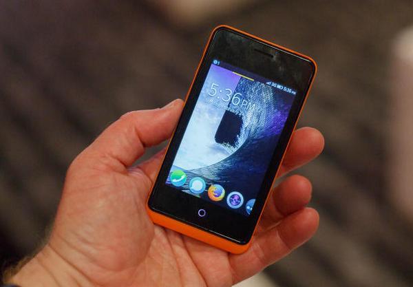 Первые смартфоны на базе Firefox OS уже доступны мобильным разработчикам