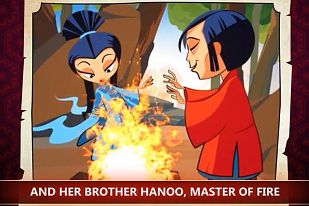Ninja vs. Samurai обзор