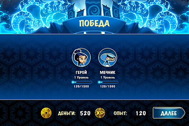 Ninja vs. Samurai for ipad обзор игры