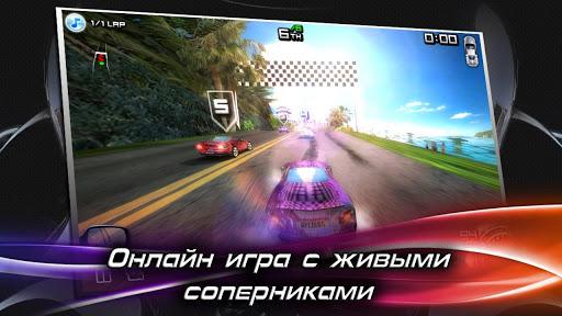 Игра Race Illegal - стрит-рейсинг на Android