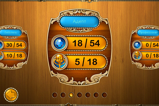 Slingshot Puzzle обзор игры для iPad