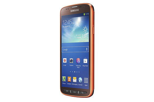 Samsung GALAXY S4 Active - внедорожная версия смартфона Galaxy S4