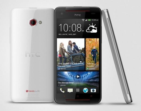 HTC Butterfly S - фото, видео и характеристики