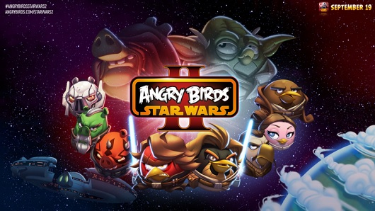 Rovio готовит Angry Birds Star Wars II: дата выхода - 19 сентября