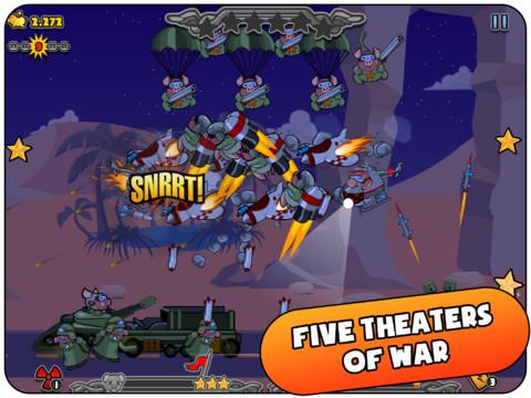 Свинопокалипсис на iOS - бесплатная игра Kamikaze Pigs для iPhone и iPad