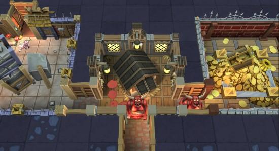 Игра Dungeon Keeper для iPhone, iPad и Android выйдет этой зимой
