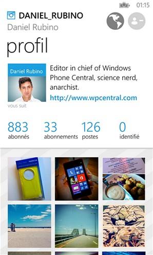 Instagram для Windows Phone уже можно скачать на свой смартфон